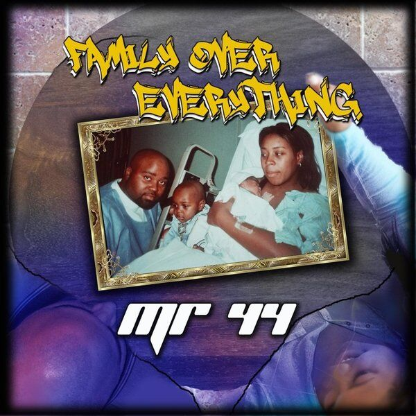 Cover art for Family over Everything